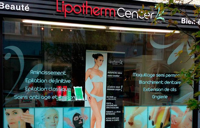Franquicia Lipotherm Center