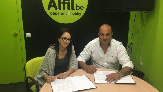 Nueva Tienda en Segovia Alfil Be papeleria & hobby