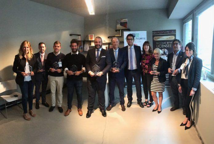 Premios de la V Edición del Salón FrankiNorte Bilbao