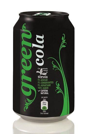 Green Cola Iberia