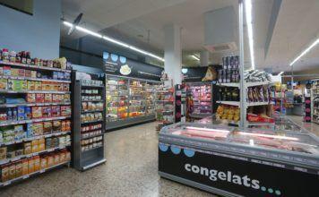 Caprabo abre un supermercado en Barcelona