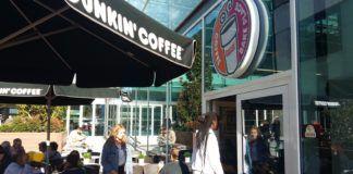 Dunkin' Coffee Lanza su servicio de entrega a domicilio