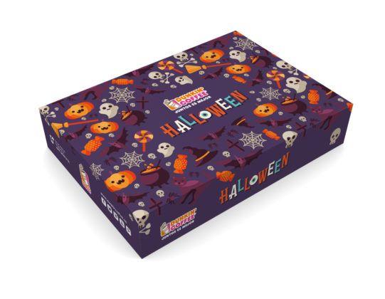 Cajas Dunkin' Halloween