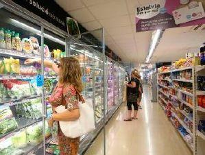 Caprabo abre un supermercado en Barcelona en el barrio de Sants