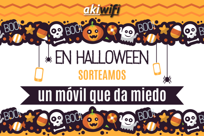 Halloween en akiwifi