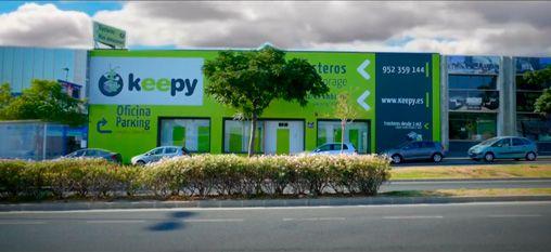 La franquicia de alquiler de trasteros Keepy estrena vídeo corporativo