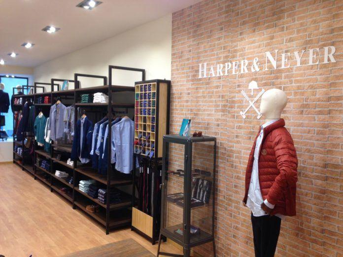 Nueva tienda de Harper & Neyer en Zaragoza