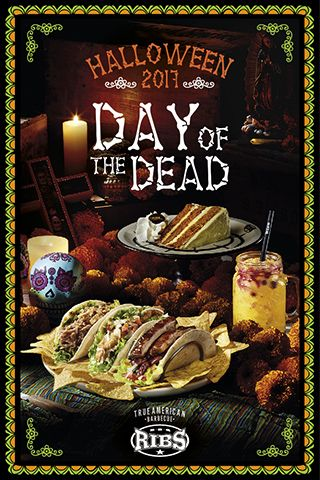RIBS celebra el Day of the Dead