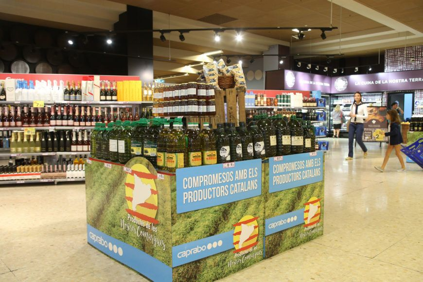 """Primer supermercado con el sello oficial """"Venta de Proximidad"""""""