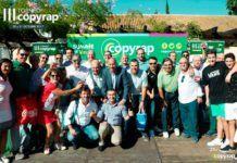 Copyrap celebra su 25 aniversario con la celebración de su III Torneo de golf