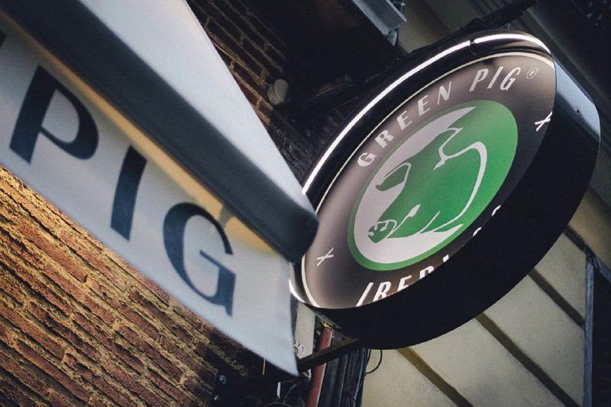 Green Pig inaugura un nueva franquicia en Madrid
