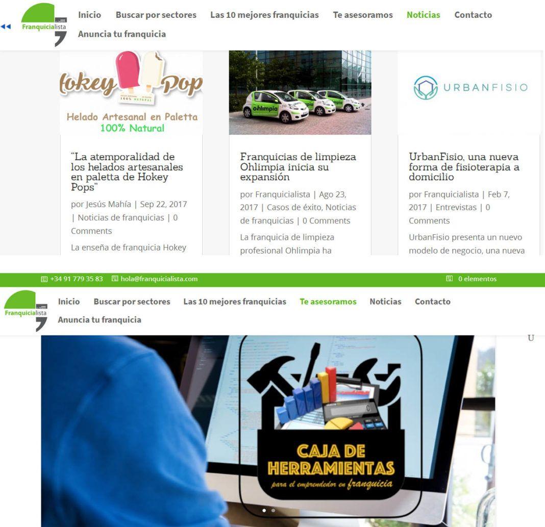 Se presenta el nuevo portal Franquicialista.com