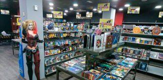 Comic Stores inaugura una nueva tienda en Alcalá de Henares