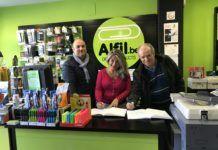Nueva Papelería en Oviedo de la Franquicia Alfil Office