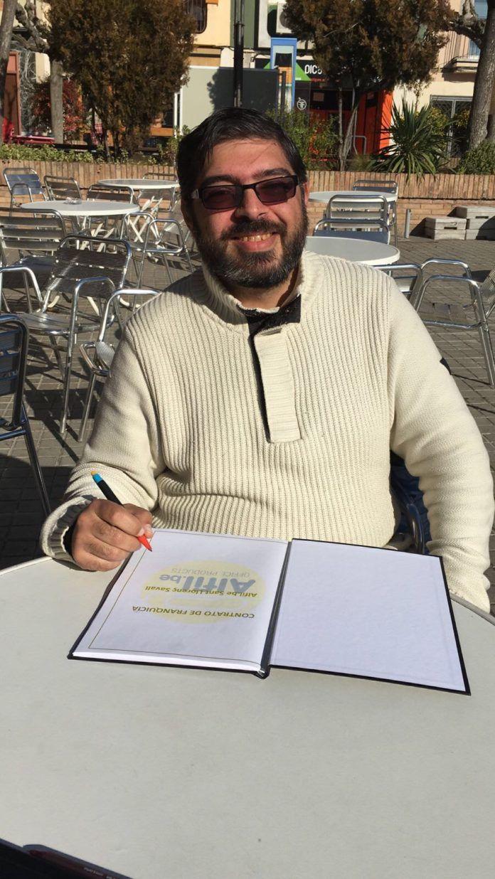 Nueva Papelería en Sant Llorenç Saval de la franquicia Alfil