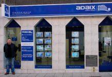 Apertura de nuestra agencia inmobiliaria en Oviedo, Adaix Pumarín