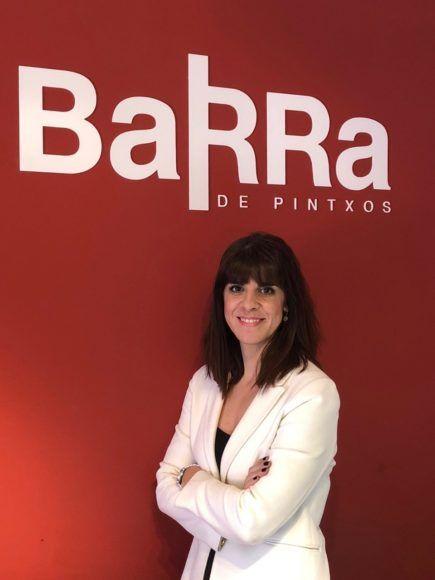 BaRRa de Pintxos nombra a Virginia Donado nueva directora general