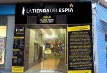 La tienda del Espia en los Salones Frankinorte Bilbao y Pamplona