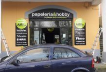 Nueva papelería en Pontedeume de la franquicia Alfil