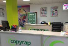 Copyrap abre un nuevo establecimiento en Estepona