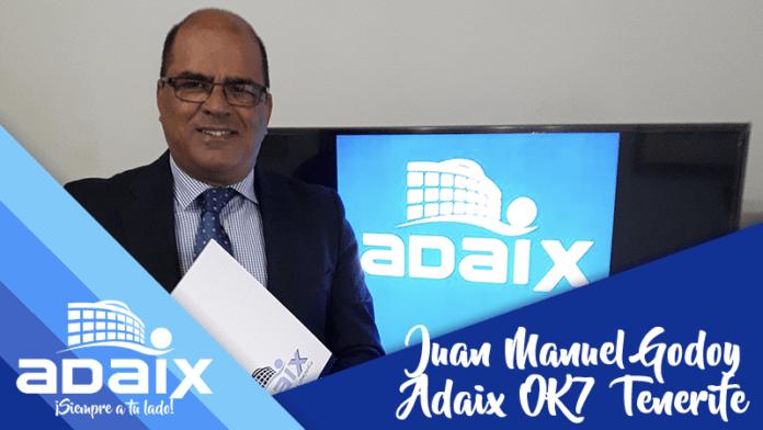 Entrevista a franquiciado de Tenerife de Adaix inmobiliaria