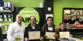 Finaliza la formación de Garcia Paredes (Madrid) Alfil