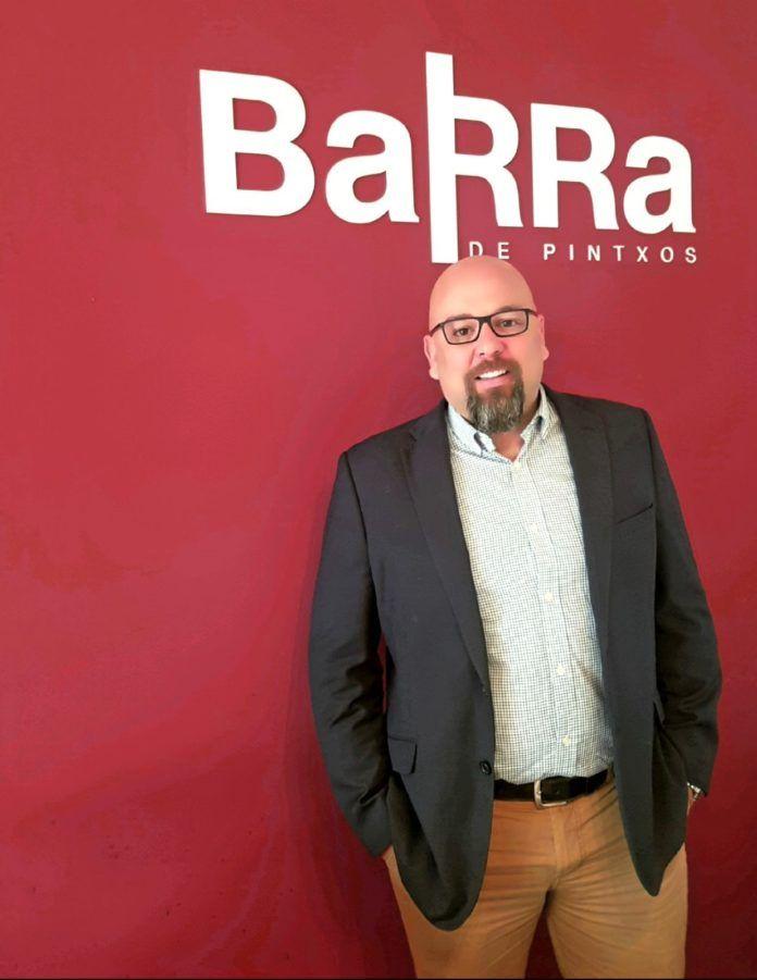 BaRRa de Pintxos refuerza su equipo de gestión con un nuevo director