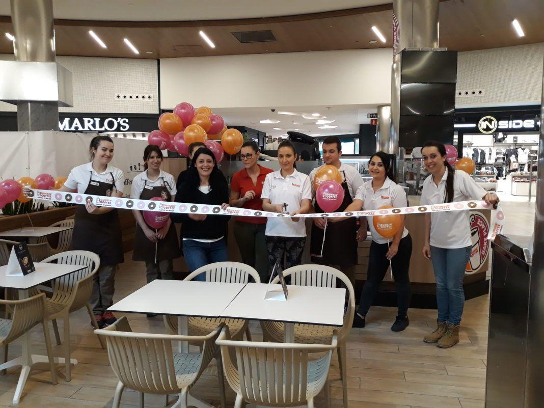Dunkin' Coffee abre un nuevo restaurante en Tarragona