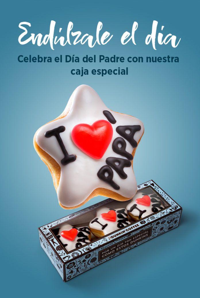 Dunkin' Coffee lanza su primer Dunkin especial Día del Padre