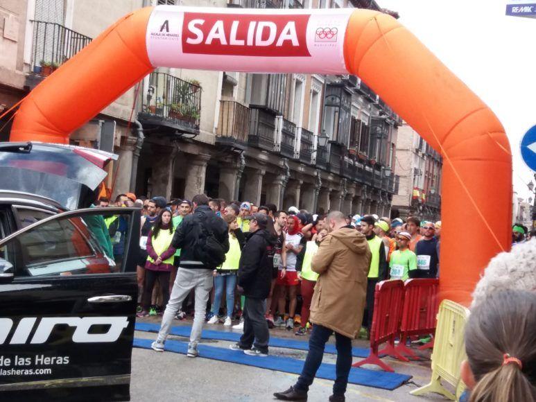 Fersay patrocina la carrera Cervantina de Alcalá de Henares