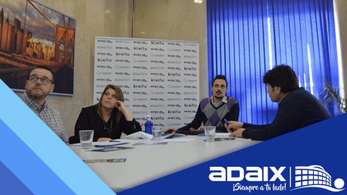 Jornadas de formación del mes de marzo de la franquicia Adaix