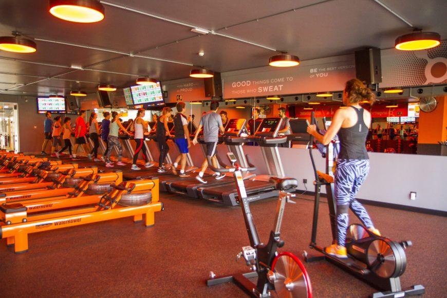 Llega a España Orangetheory, el fitness que quema calorías