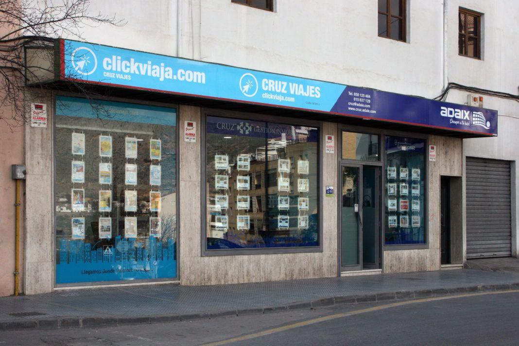 Nueva agencia inmobiliaria Adaix en el municipio de Loja (Granada)