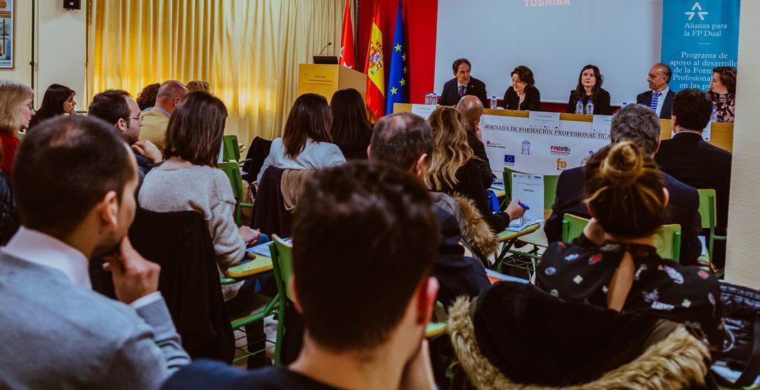 Fersay participa en la mejora de la formación profesional dual en Alcala de Henares