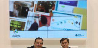 Muerde la Pasta firma un acuerdo de colaboración con Cajamar
