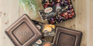 Valor estrena sus exclusivas latas de regalo personalizables