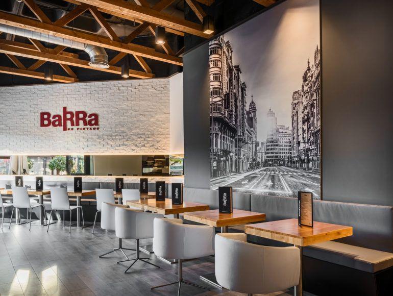 Klépierre apuesta por BaRRa de Pintxos para sus principales centros comerciales en Madrid
