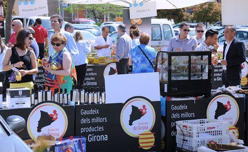 IV Fira Caprabo de Productos de Proximidad del Gironès