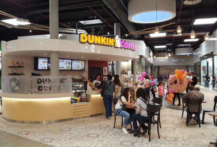 Dunkin' Coffee Afianza su presencia en San Vicente del Raspeig Alicante