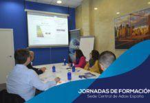 Formación de Adaix para franquiciados y agentes inmobiliarios