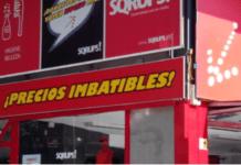 Sqrups! inaugura dos outlets urbanos en Madrid y uno en Lugo