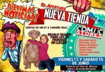 Comic Stores reabre su tienda en el Paseo de los Tilos