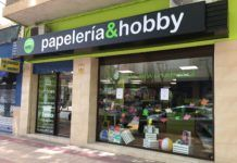 Nueva Papelería en Murcia Capital de la Franquicia Alfil