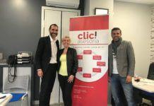 La franquicia de asesoría online Clic abre oficina en Madrid