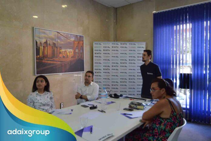 Nuestros profesionales inmobiliarios reciben su primera formación