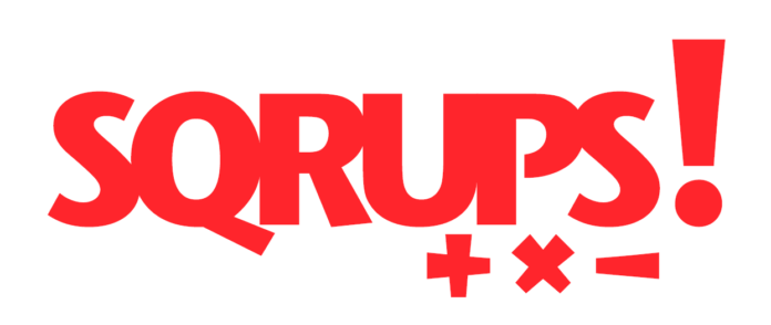 Sqrups! renueva su imagen con un logo que refleja su filosofía