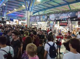 Comic Stores participa con éxito en la VI edición de Gamepolis