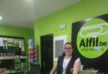 Nueva Papelería en Coslada Uruguay de la Franquicia Alfil Be