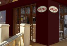 Valor inaugura nueva chocolatería en la playa alicantina de San Juan