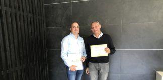 Fin de formación de la franquicia de papelería Alfil Be Marquiades